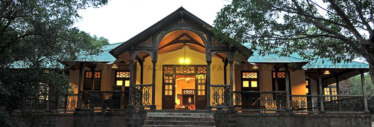 BUNGALOW AT MATHERAN